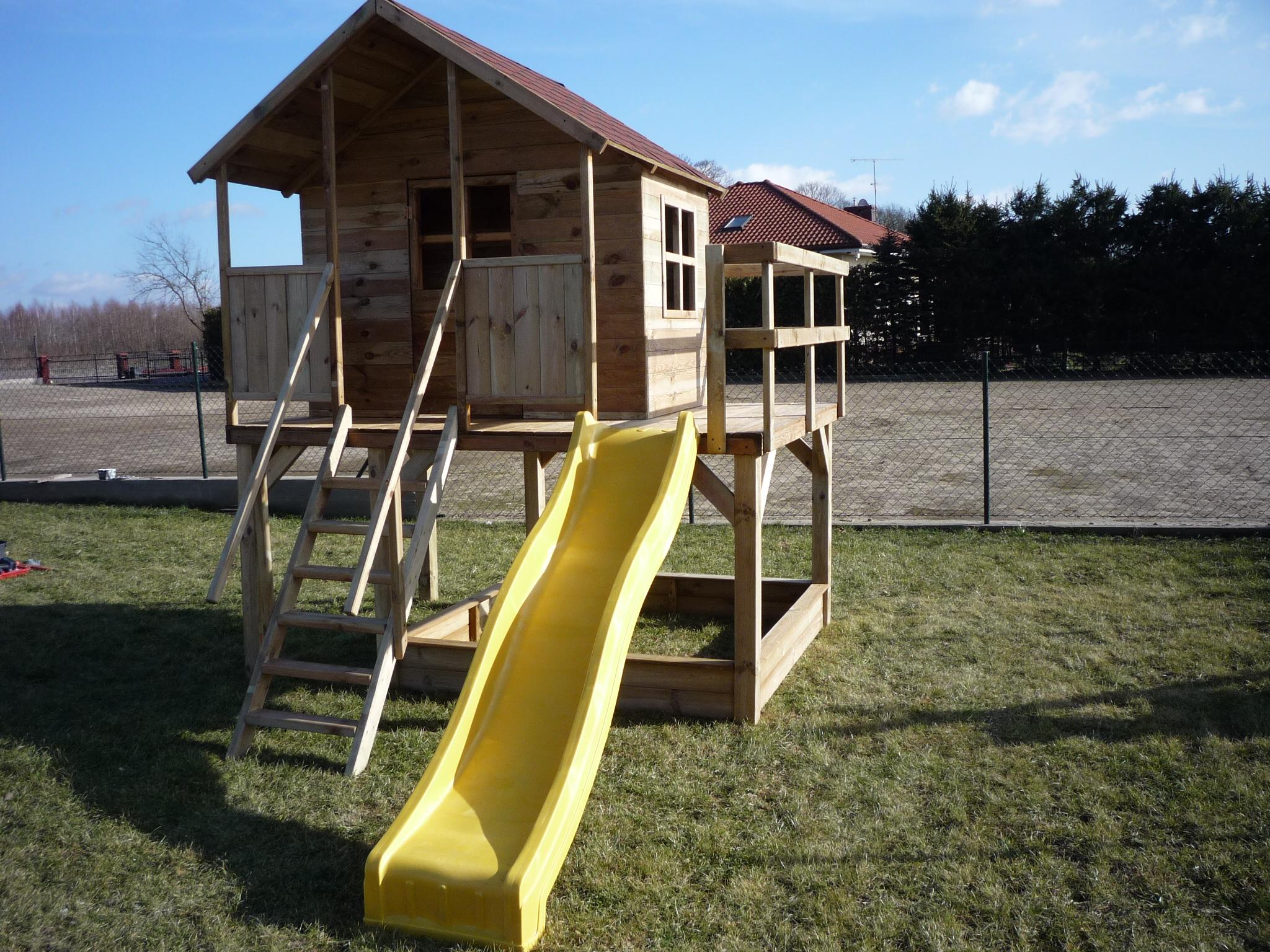 Domek Marika  +piaskownica